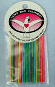Super Bird Toys Small Lollipop Sticks 25 pack