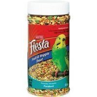 Kaytee Fruit and Veggie Treat Parakeet 9.5 oz
