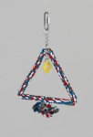 Paradise Cotton Rope Simple Small Triangle