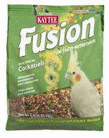 Fusion Diet For Cockatiels 4lb Bag