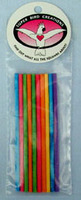 Super Bird Toys Large Lollipop Sticks 25 pack
