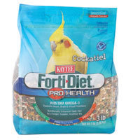 Kaytee Forti-Diet Pro Health Cockatiel Food - 25lb