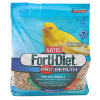 Kaytee Forti-Diet Pro Health Canary Food - 25lb