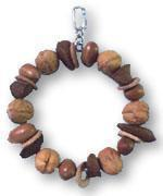 Large Mixed Nut & Leather