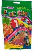 Brown's Fruit Bites Jumbo Jungle Jems 6 oz