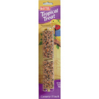 Tropical Fruit Treat Stick for Canary/Finches 4 oz