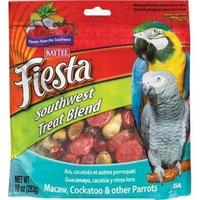 Kaytee Fiesta Southwest Flavor for Lrg Birds 10 oz
