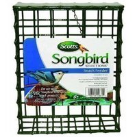 Scotts Songbird Selections Snack Basket Feeder