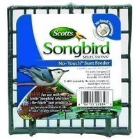 Scotts Songbird Selections No Touch Suet Feeder