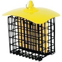 Audubon Double Suet Metal Feeder
