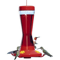 Perky Pet Pinch Waist 16oz Hummingbird Feeder