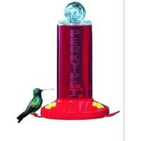 Perky Pet 8oz Window Mount Hummingbird Feeder