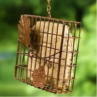 Heath Single Leaf Decorative Suet Feeder