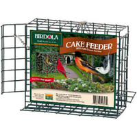 Birdola Bird Cake Feeder Large