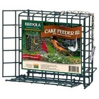 Birdola Bird Cake Feeder Jr.