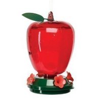 Artline Apple Design Hummingbird Feeder