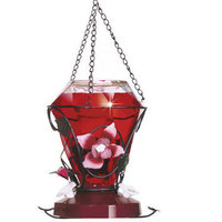 Birdscapes Colibri Glass Hummingbird Feeder