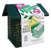 C&S EZ Fill Deluxe Suet Feeder
