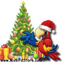 HOLIDAY BIRD TOYS