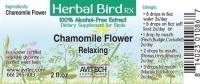 Chamomile Flower Herbal Extract 1 oz.