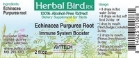 Echinacea Purpurea Root Herbal Extract 1 oz.