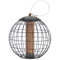 Gardman Squirrel Proof Cage Peanut  Feeder