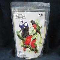 "Blessing's Lory Powder ""Gourmet Blend"" - 2 lbs."