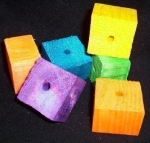 "1.5"" Wood Blocks"