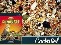 Higgins Sunburst Cockatiel Gourmet Food Mix 25lb