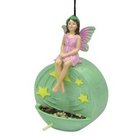 Heritage Farms Fairy Bird Feeder