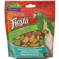 Kaytee Fiesta Shape-fuls - Apple
