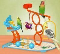 SMALL BIRD PLAY STANDS