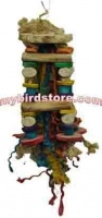 A&E Java Wood Babble Tower - Med.