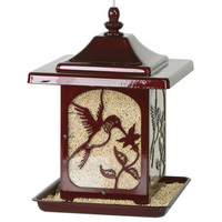 Homestead/Gardner Red Hummingbird Feeder