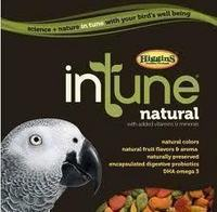 Higgins InTune Parrot Pellets 3  lb. Bag