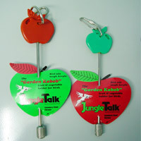 Jungle Talk Garden Kabob Large