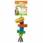 Jungle Talk Jungle Jingle Wood - Small
