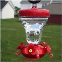 Perky Pet Magnolia Top Fill Hummingbird Feeder