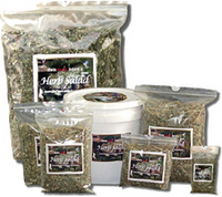 Twin Beaks Herb Salad - 8 oz. (1/2 lb.) Sealed Bag