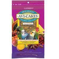 Lafeber Fruit Delight Avi-Cakes For Sm Birds 8 oz.