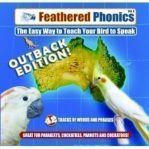 Outback Edition: Feathered Phonics CD #6