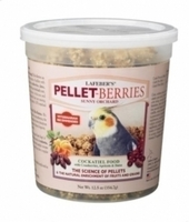 Lafeber's Pellet Berries for Cockatiels 12.5 oz