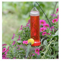 Perky Pet Planter Box Hummingbird Feeder