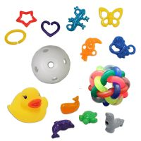 PLASTIC - BIRD TOY PARTS