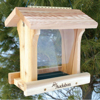 Wood & Cedar Feeders