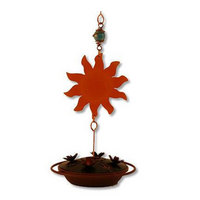 Avant Garden Sun Catcher Hummingbird Feeder