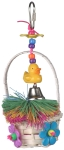 Super Bird Spring Basket