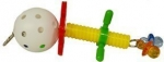 Super Bird Screwball Foot Toy