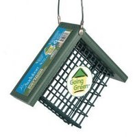Audubon Going Green Recycled Suet Feeder