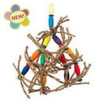 Molly's Bird Toys Twisted